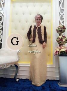 Busana muslimah AKASIA By Marghon 2 G