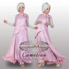 busana hijab modis CAMELION BY ANONIMODA Salem lylac