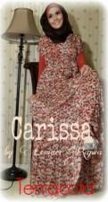 gamis rabbani online CARISSA BY LEMARI RAJWA Teracota