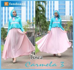 gamis rabbani collection Carmela By Efan Tosca