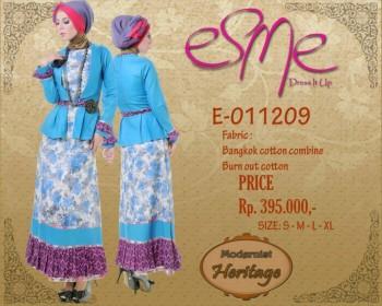 busana fashion wanita E-011209