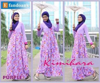 KIMIHARA by Efandoank Purple