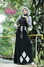 baju muslim 2013 wanita MAURA LALUNA hitam