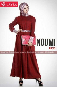 New NOUMI by Layra red