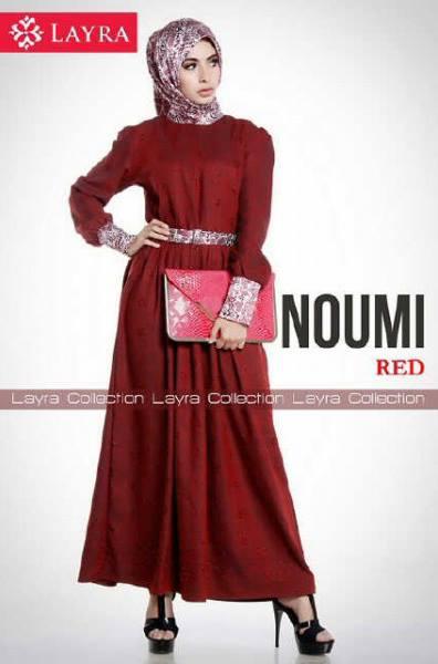 New NOUMI by Layra red