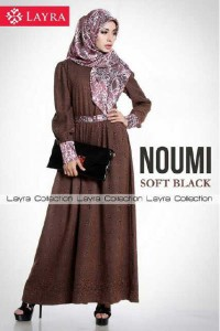 New NOUMI by Layra soft Black