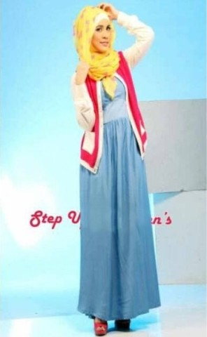 baju muslim fashion Pusat-Gamis-Terbaru-Step-Up-Candy-Fanta