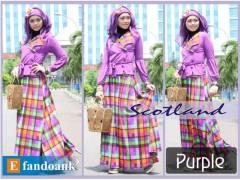 SCOTLAND BY EFANDOANK Purple