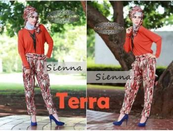 baju wanita modern Sienna Terra
