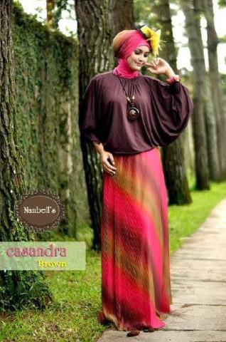 gamis online terbaru casandra brown