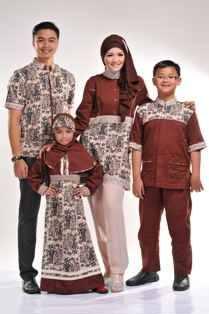 baju muslim modis  ANDREA by Naura