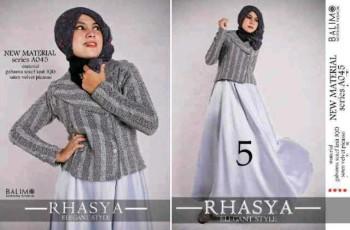baju muslim indonesia  BALIMO RHASYA 5