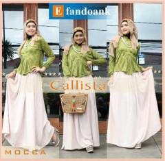 baju muslim terbaru 2014  Callista By Efandoank Moca