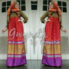 baju muslimah wanita terbaru  Gwyneth Fanta