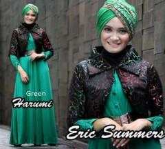baju muslimah online facebook  HARUMI by Eric Summer Green