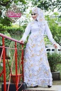 baju muslim kantor trendy  LITTLE MISSY by Maura White