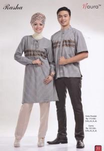 baju muslim couple  Rasha by Naura