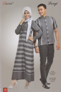 baju muslim couple family  Sevgi by Naura