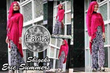 trend baju muslim anak muda  Shigeko By Ericsummer Fanta
