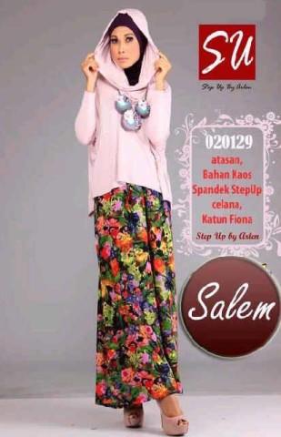baju muslim elegan  Step up HAMIDAH Salem