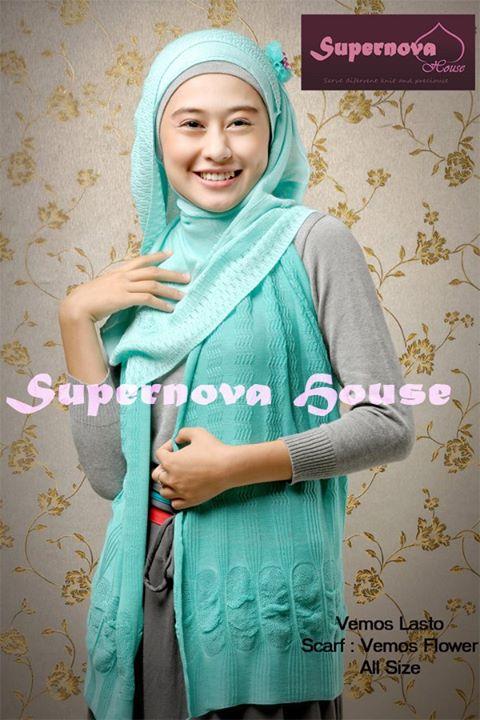 Vemos Lasto Hijau T Muda Baju Muslim Gamis Modern