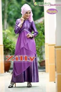 zilly by Friska Fashion Purple