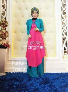 baju muslim anak perempuan GRIDIE by Marghon Fanta Tosca