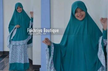 busana muslim dan jilbab modern Marwa by Fakhriya Boutique Tosca
