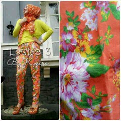baju muslim pesta wanita Pusat-Gamis-Terbaru-Pants-Louise-3-by-kynara-Orange