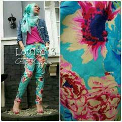 baju muslimah elegan Pusat-Gamis-Terbaru-Pants-Louise-3-by-kynara-Tosca