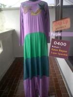baju muslim hijaber Pusat-Gamis-Terbaru-Step-Up-Casio-Purple