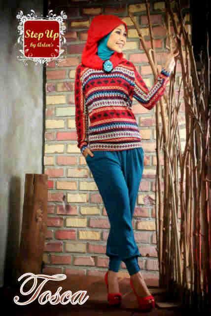 Step Up Jayden Tosca Baju Muslim Gamis Modern