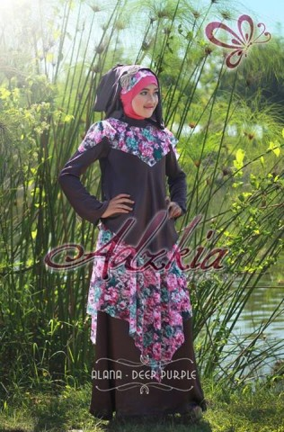 gamis hijab terbaru Pusat-Gamis-Terbaru-Alana-by-Adzkia-Fashio-Deep-Purple
