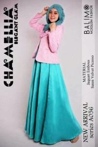 gamis hijab terbaru Pusat-Gamis-Terbaru-Balimo-Chamellia-Tosca