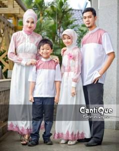 busana muslim elegan  Pusat-Gamis-Terbaru-Cantique-Putih
