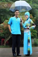 baju muslimah modern dan modis Pusat-Gamis-Terbaru-Dewa-Dewi-Biru