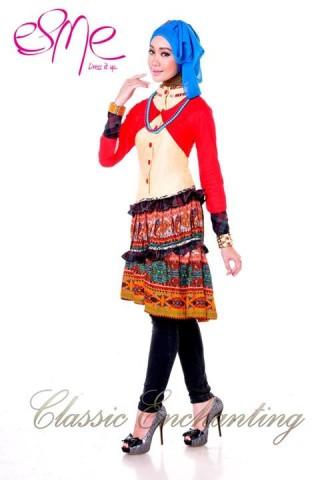 baju pesta muslim modern 2014 Pusat-Gamis-Terbaru-Esme-Classic-Enchanting-E-20402