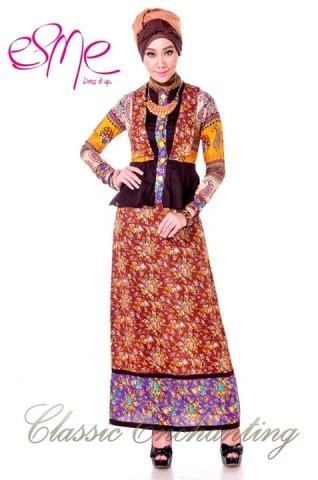 model baju muslim modern Pusat-Gamis-Terbaru-Esme-Classic-Enchanting-E-20407