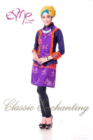 baju muslim modern hijab Pusat-Gamis-Terbaru-Esme-Classic-Enchanting-E-20413