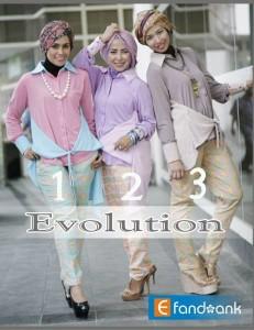 baju muslim terbaru online Pusat-Gamis-Terbaru-Evolution-1-2-3