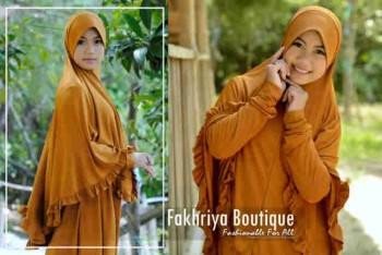 gamis hijab style Pusat-Gamis-Terbaru-Muzdalifah-by-Fakhriya-Boutique-Terra