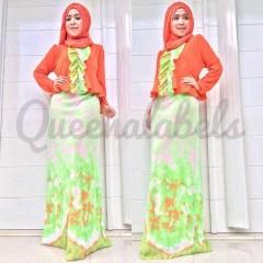 baju muslimah pesta Pusat-Gamis-Terbaru-New-Velash-by-Queena-Sunkist
