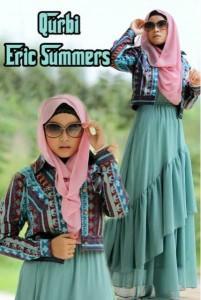 busana muslim modern online shop Pusat-Gamis-Terbaru-Qurbi-By-Eric-Summer-Tosca
