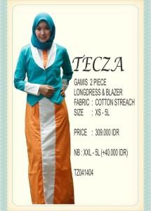 baju muslim modern butik Pusat-Gamis-Terbaru-Tecza-TZ041404