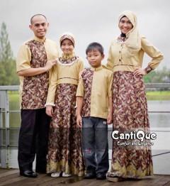 baju gaun muslim pesta Pusat-Gamis-terbaru-Cantique-Kuning