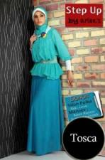 baju muslimah pesta Gamis-Terbaru-Step-Up-Talita-Tosca