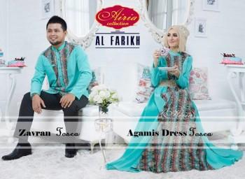 Model gaun muslim elegan, Pusat-Gamis-Terbaru-Agamis-Dress-Dan-Koko-Zavran-Tosca