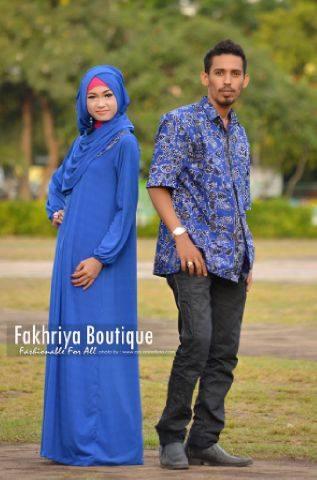 busana muslim modern dan modis, Pusat-Gamis-Terbaru-Atiya-Couple-by-fakhriya-Royal