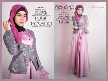 baju gamis Pusat-Gamis-Terbaru-Balimo-Neysha-A065-1-Light-Purple