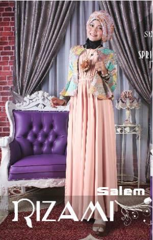 baju muslim modern trendy Pusat-Gamis-Terbaru-Balimo-Rizami-Vol-II-Salem